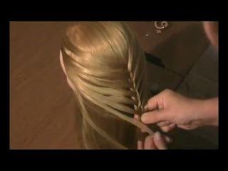 Плетения кос с натальей чеховой