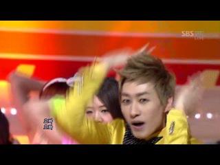 111218 DongHae & EunHyuk - Oppa, Oppa