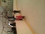 Моя Малышка на коньках!