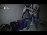Опасная находка сирийской армии в Джобаре